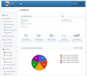 CPS dealer portal demo